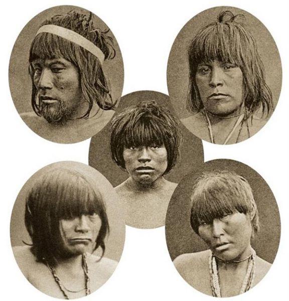 Os Zoológicos humanos do início do século XIX 05