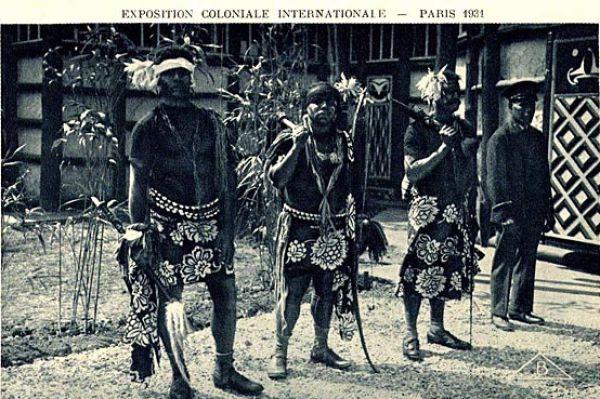 Os Zoológicos humanos do início do século XIX 08