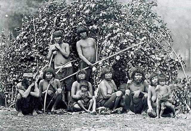 Os Zoológicos humanos do início do século XIX 10