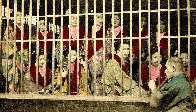 Os Zoológicos humanos do início do século XIX 13