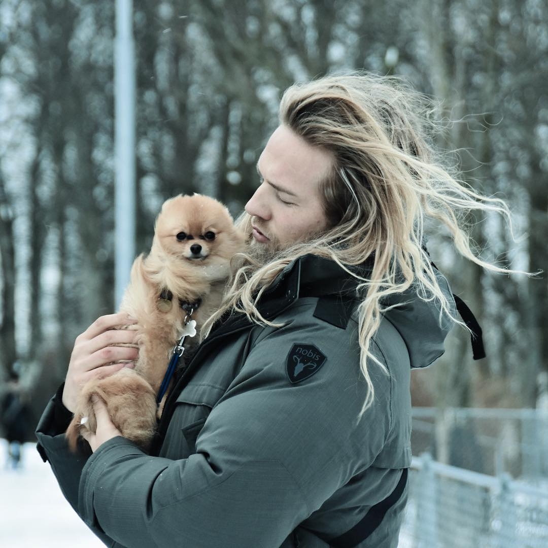 Este tenente do exército norueguês conquistou a Internet por sua semelhança com Thor 10