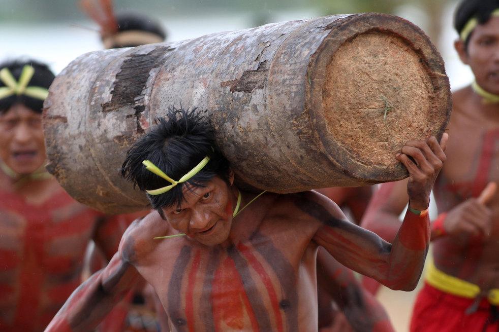 Jogos nativos americanos 01