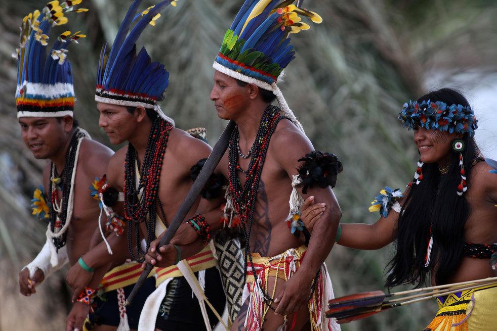 Jogos nativos americanos 06