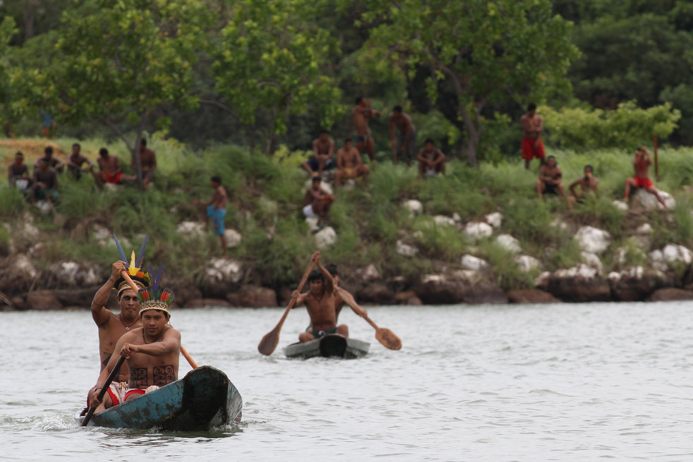 Jogos nativos americanos 08
