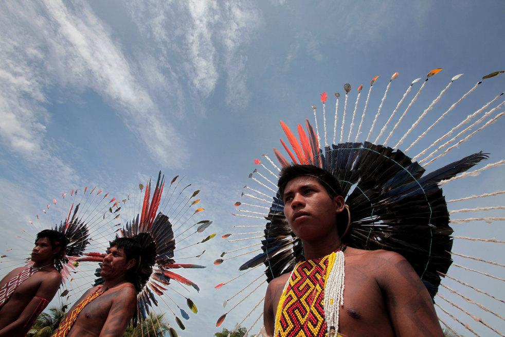 Jogos nativos americanos 09