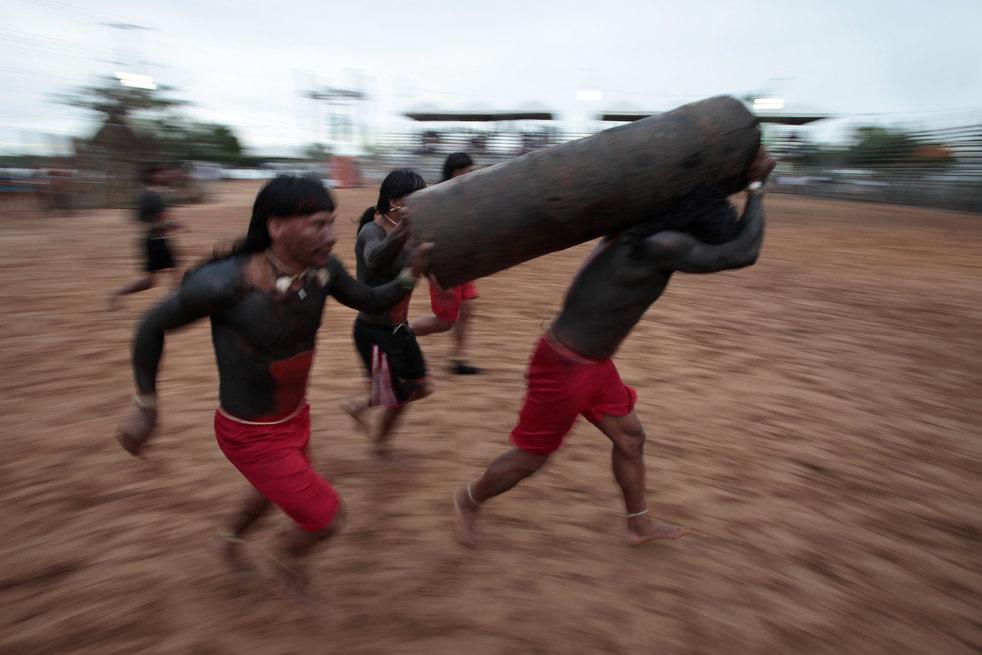 Jogos nativos americanos 16