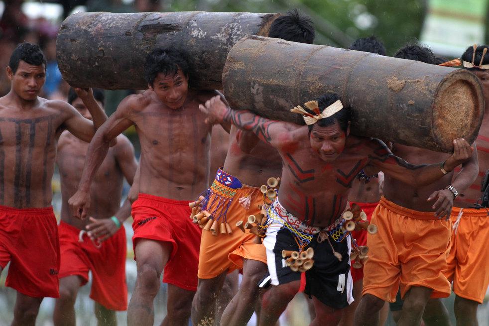 Jogos nativos americanos 17