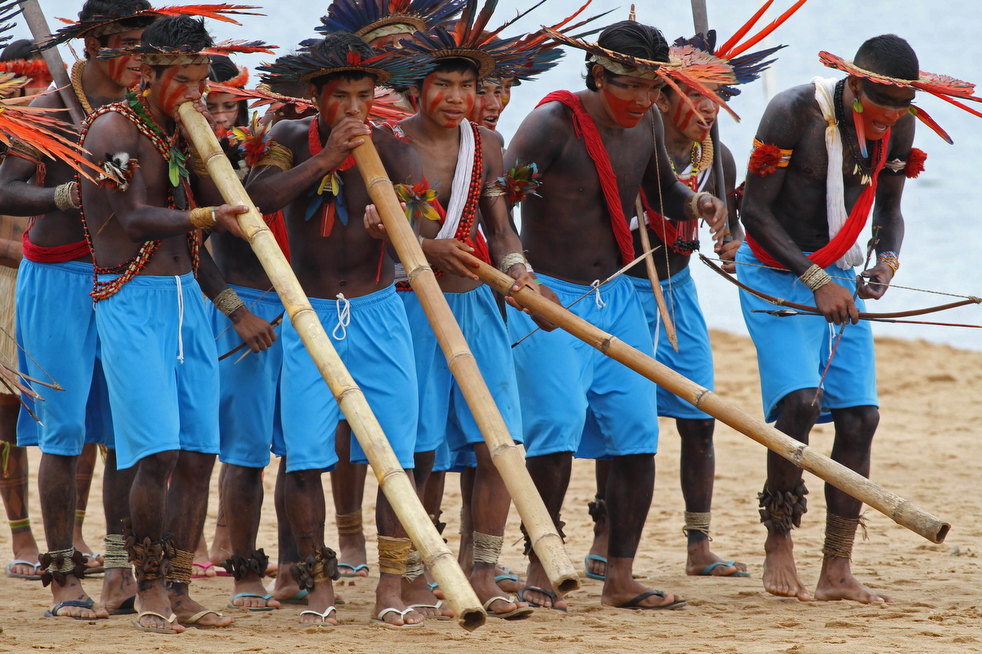 Jogos nativos americanos 18
