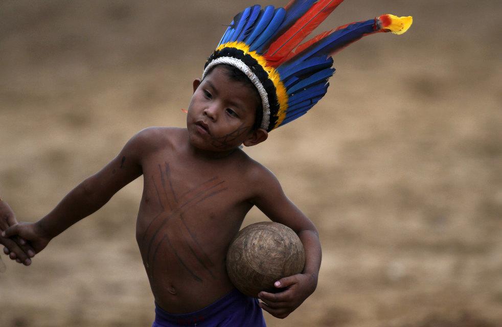 Jogos nativos americanos 19