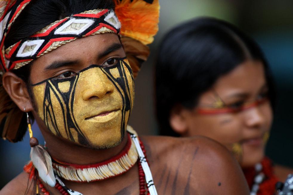 Jogos nativos americanos 25