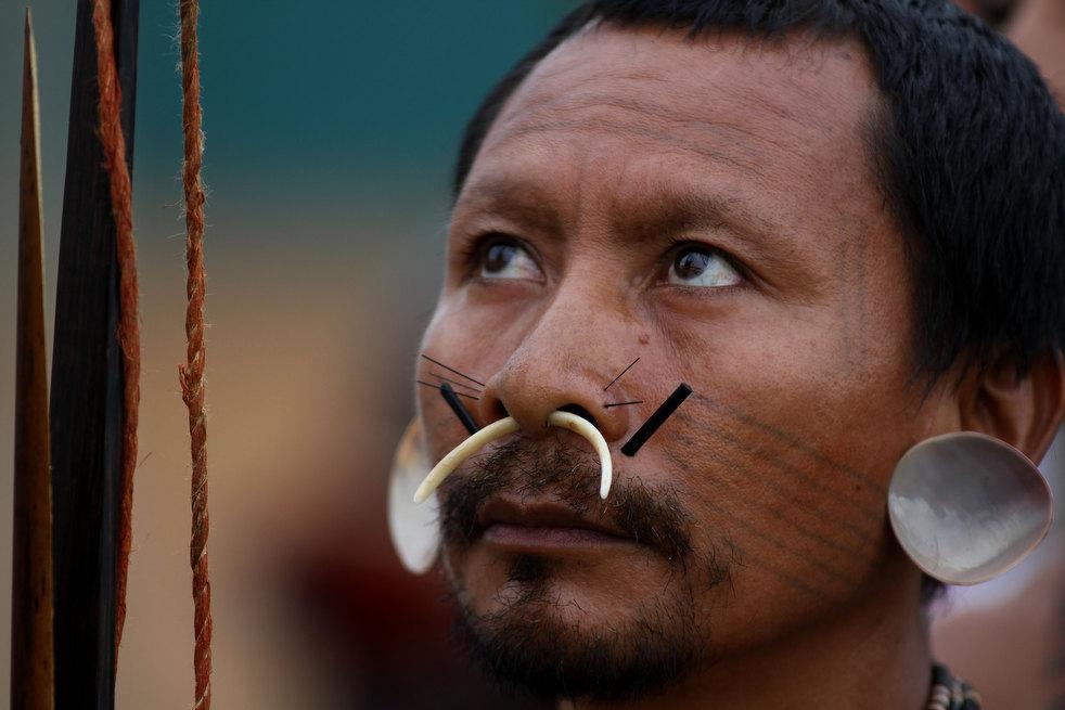 Jogos nativos americanos 29