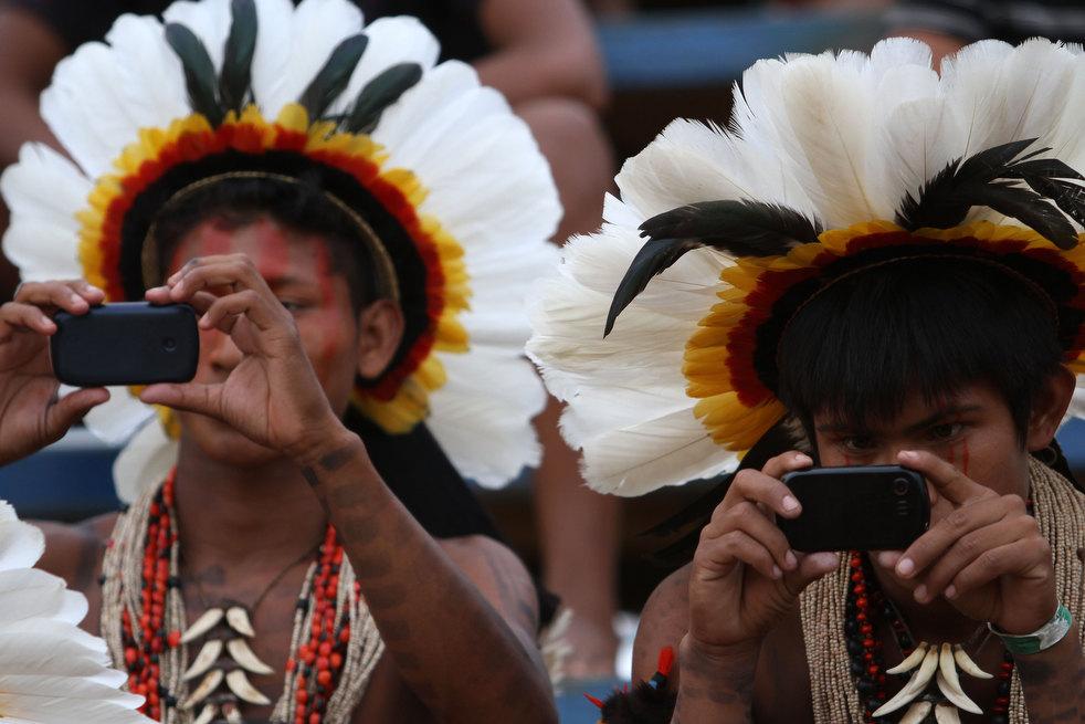 Jogos nativos americanos 30