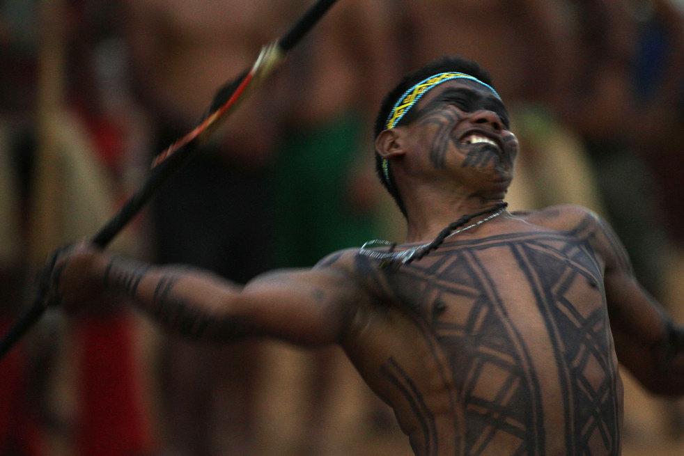 Jogos nativos americanos 31