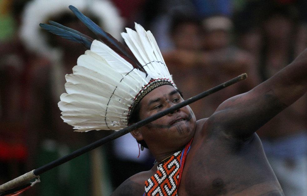 Jogos nativos americanos 32
