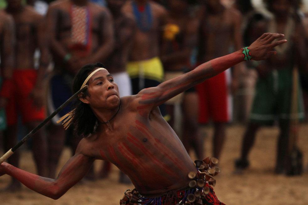 Jogos nativos americanos 33