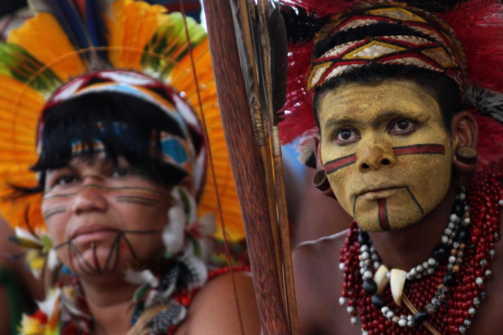 Jogos nativos americanos 36