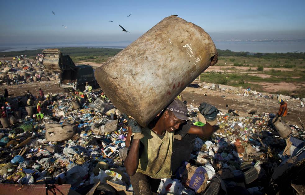 Fechamento do aterro sanitário gigante no Rio de Janeiro 01