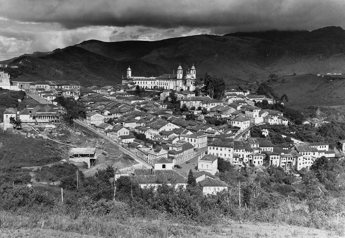 Espetacular coleção de fotos do Brasil dos anos 40 02
