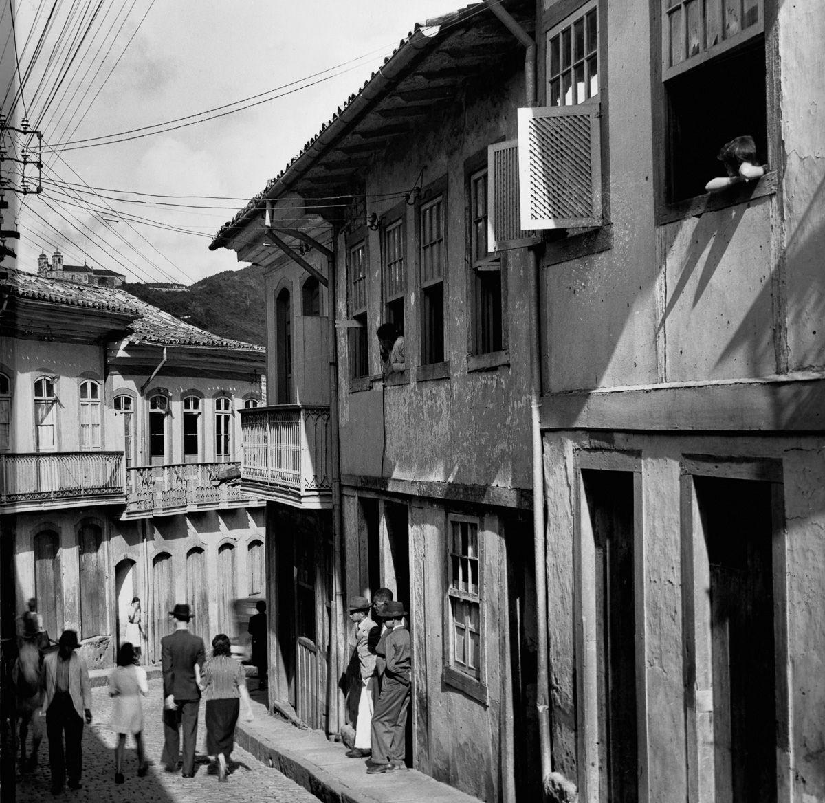 Espetacular coleção de fotos do Brasil dos anos 40 03