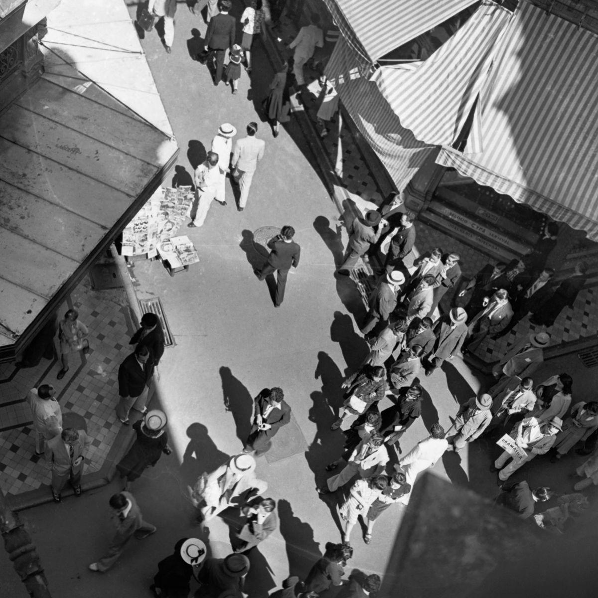 Espetacular coleção de fotos do Brasil dos anos 40 04