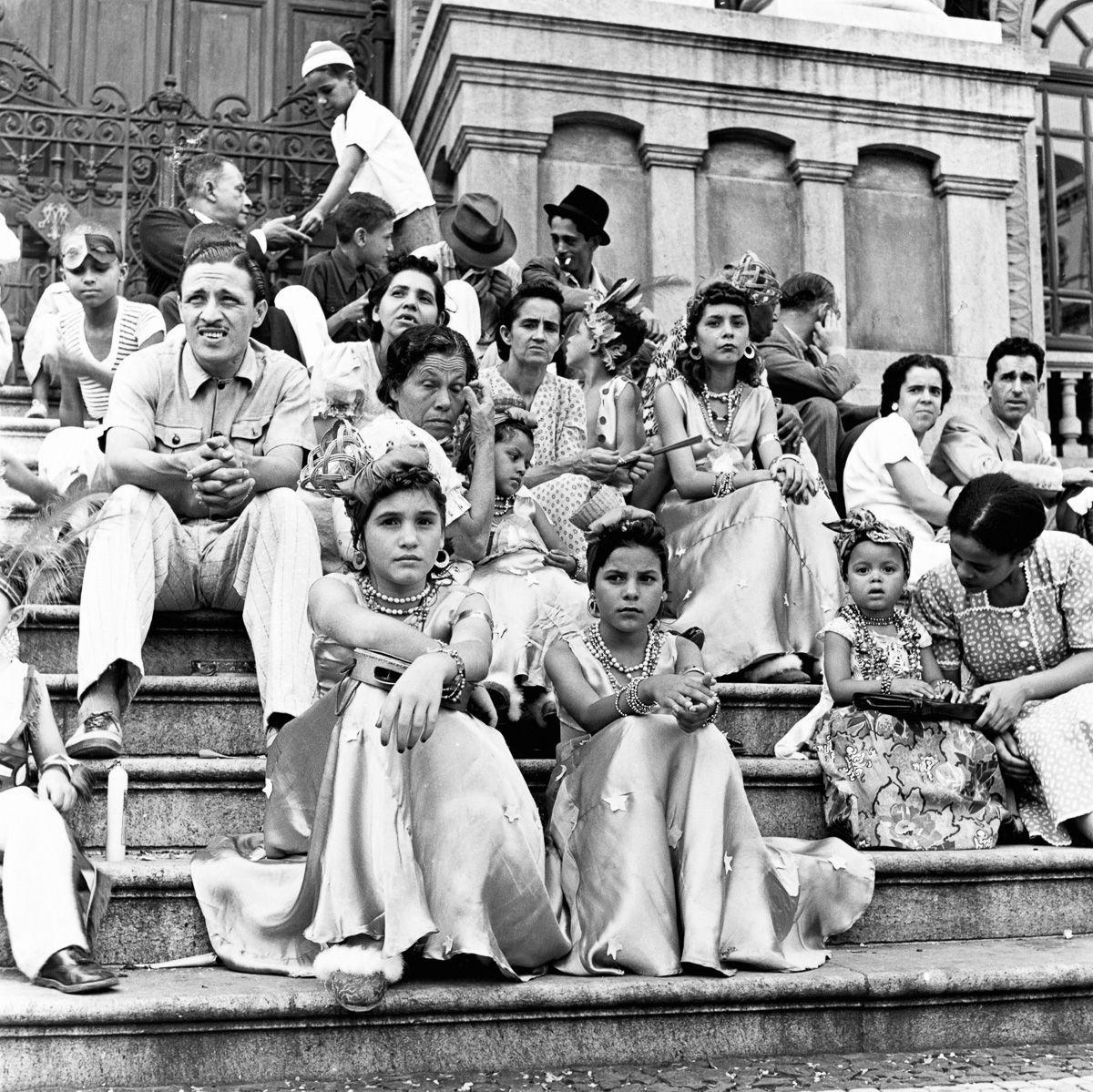 Espetacular coleção de fotos do Brasil dos anos 40 05