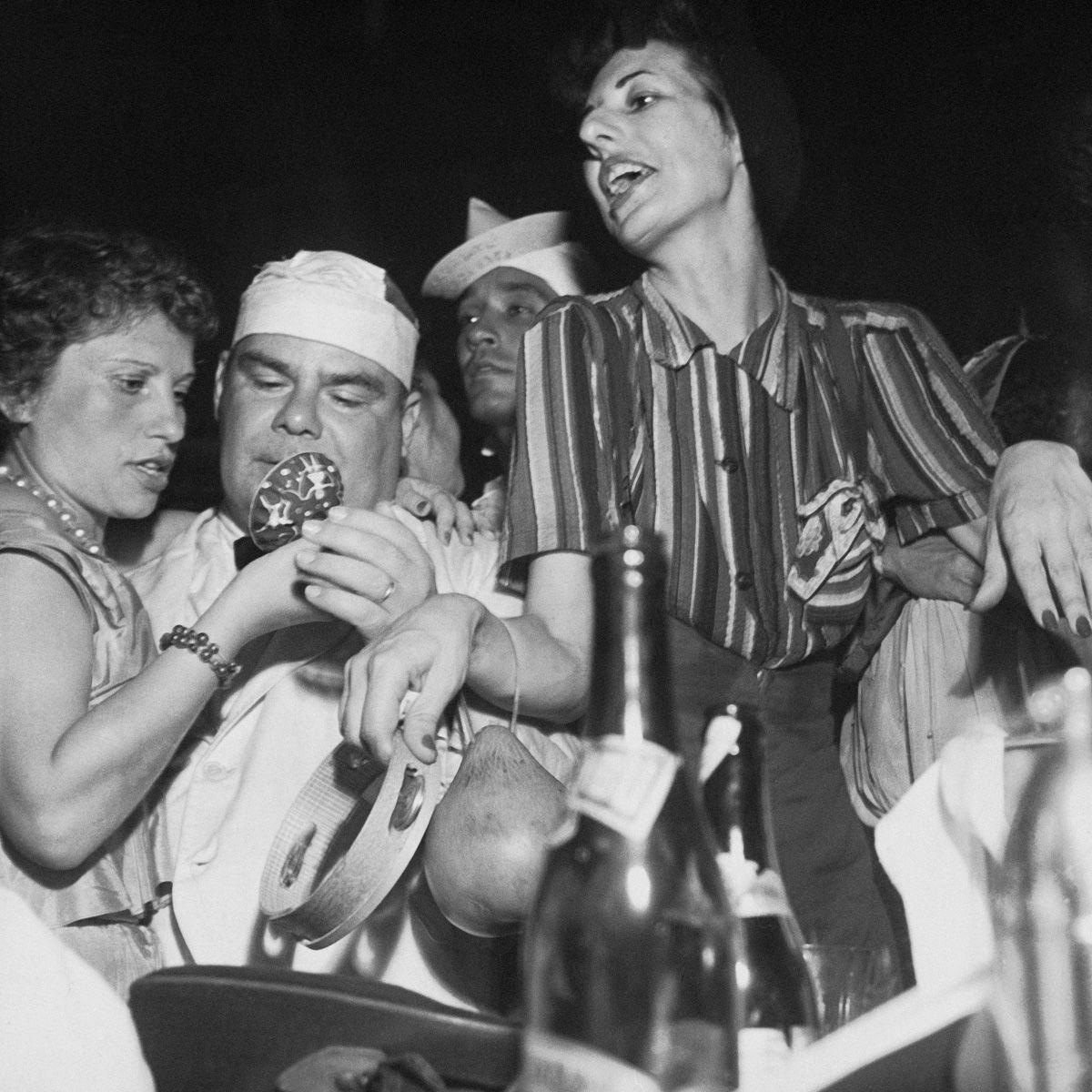 Espetacular coleção de fotos do Brasil dos anos 40 06