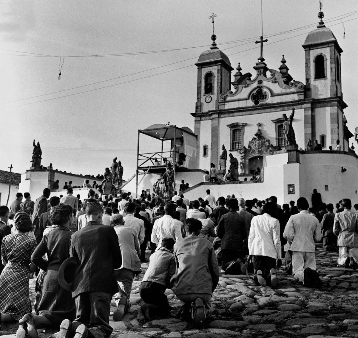 Espetacular coleção de fotos do Brasil dos anos 40 12