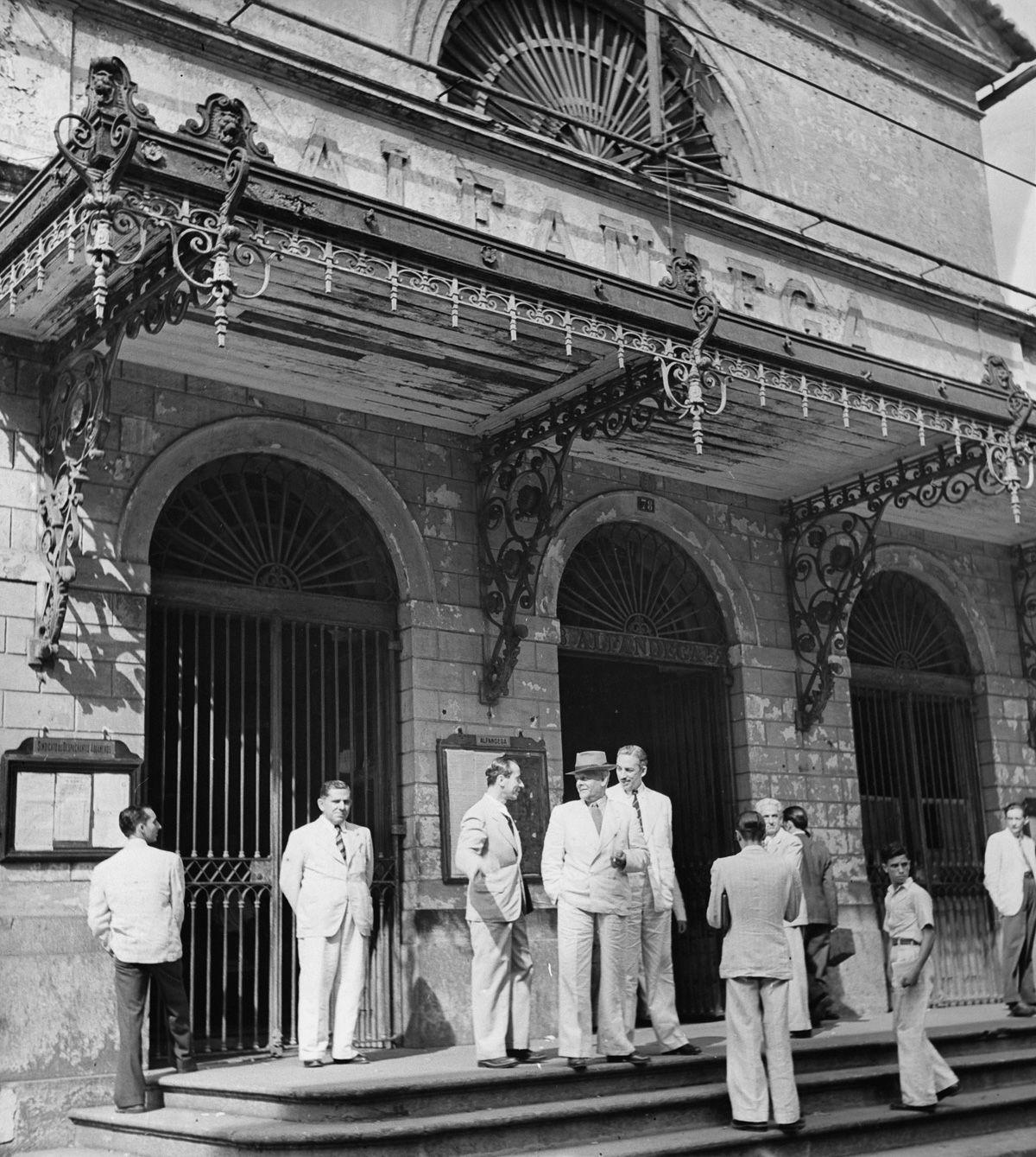 Espetacular coleção de fotos do Brasil dos anos 40 16