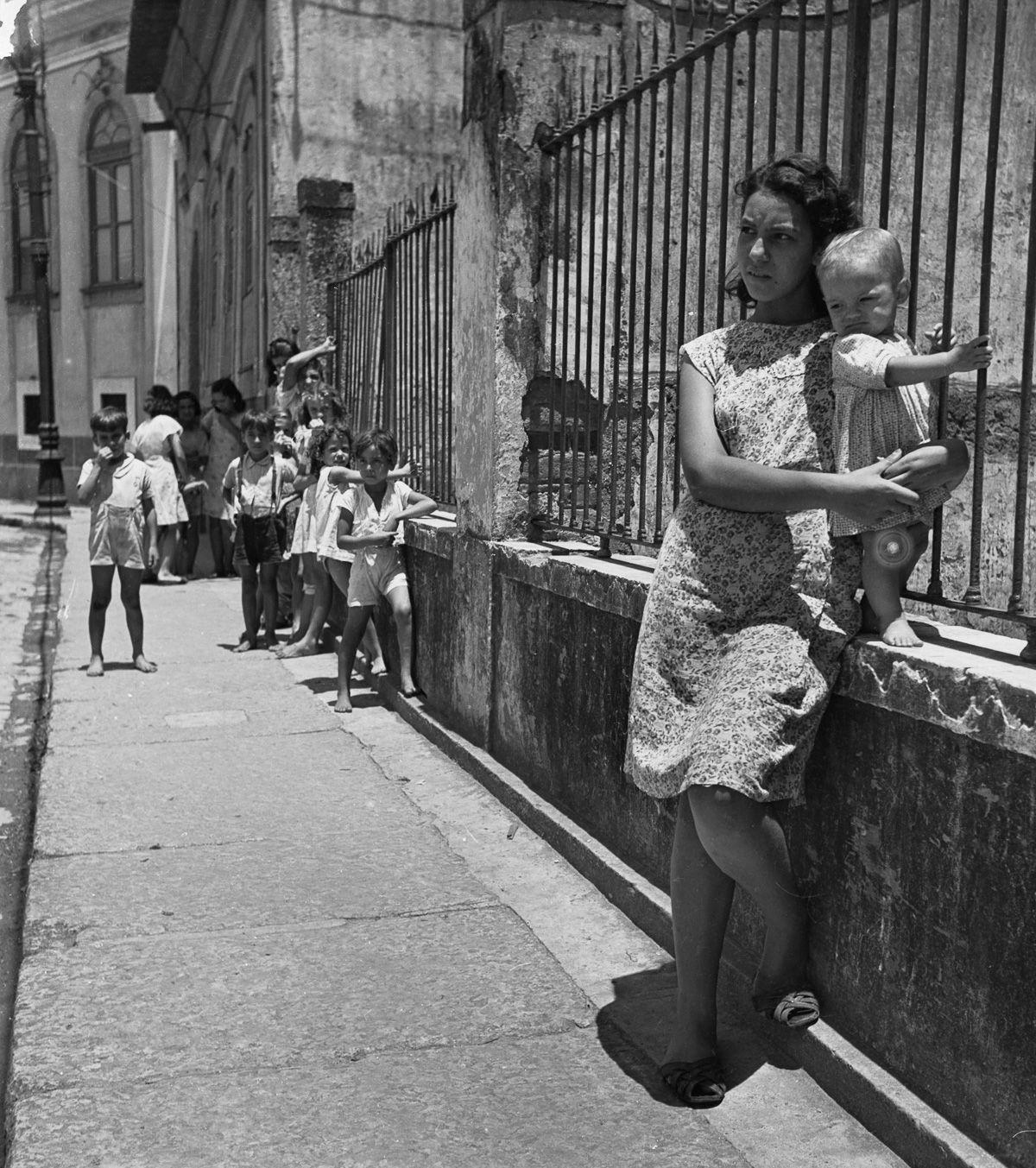 Espetacular coleção de fotos do Brasil dos anos 40 17