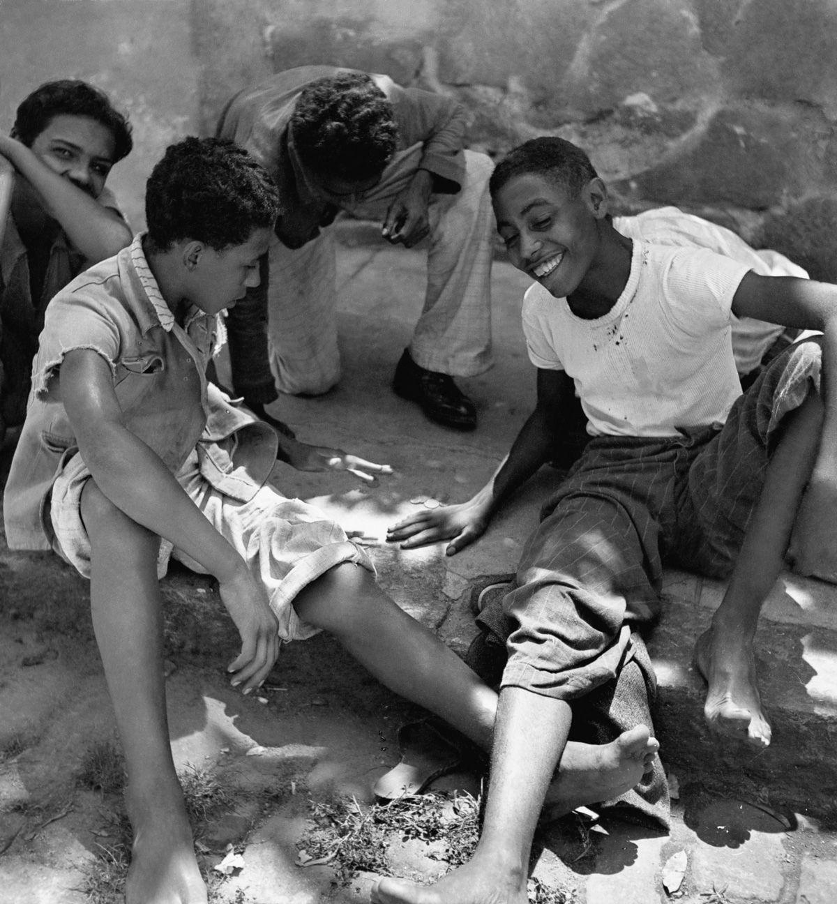 Espetacular coleção de fotos do Brasil dos anos 40 21