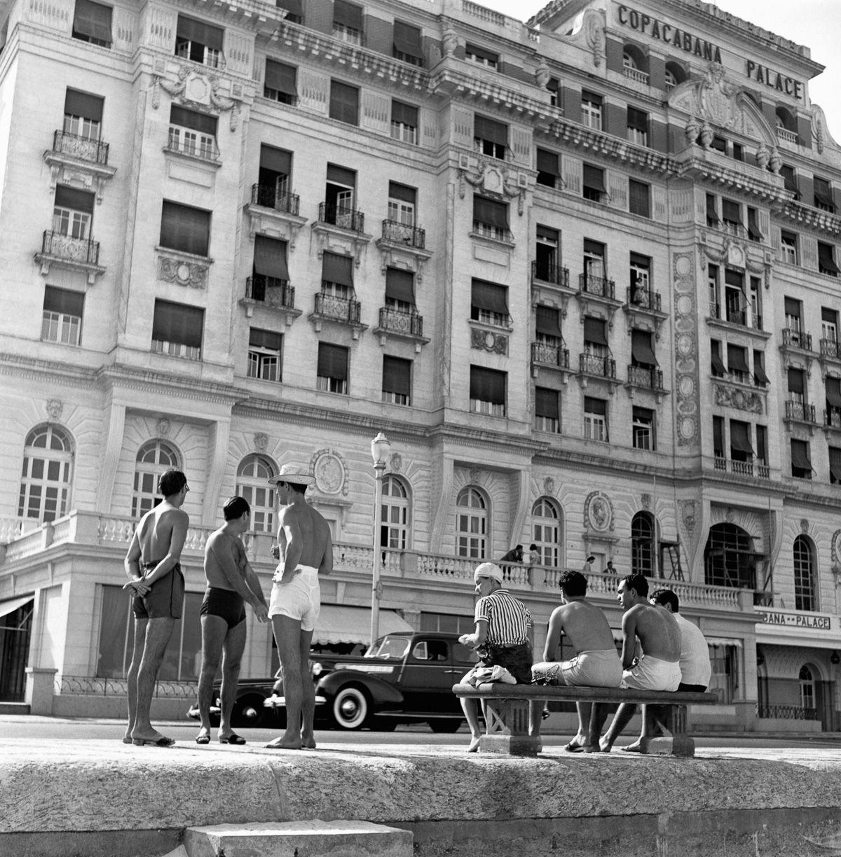 Espetacular coleção de fotos do Brasil dos anos 40 23