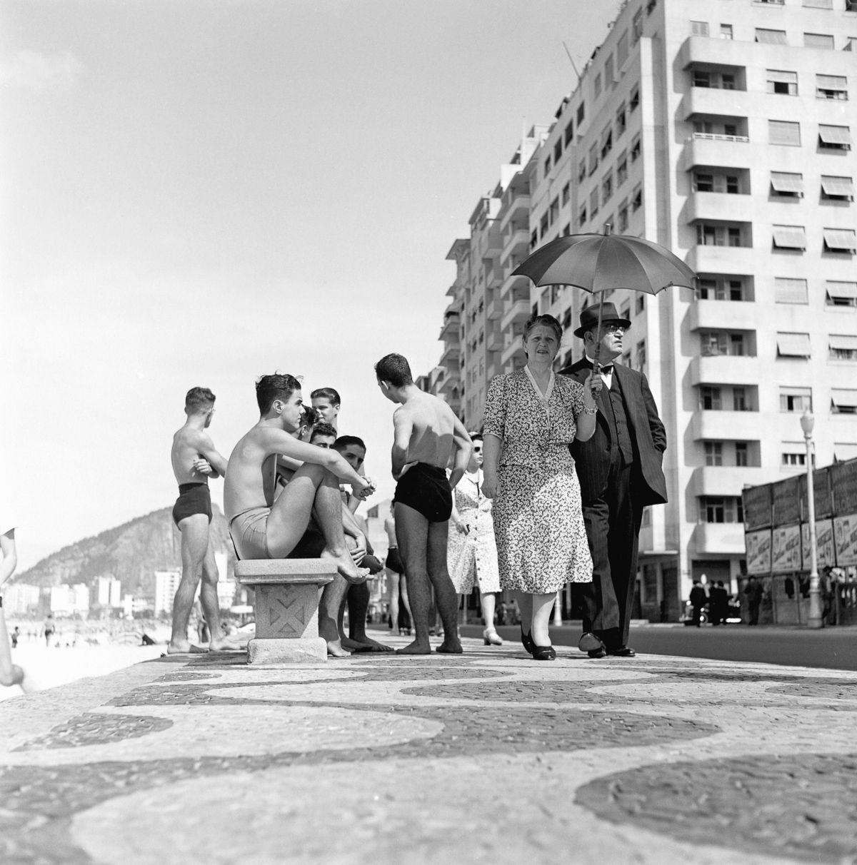 Espetacular coleção de fotos do Brasil dos anos 40 24