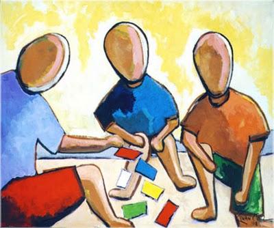 Antigas brincadeiras de crian�as - Qual o nome? 27