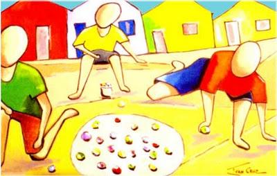 Antigas brincadeiras de crian�as - Qual o nome? 32