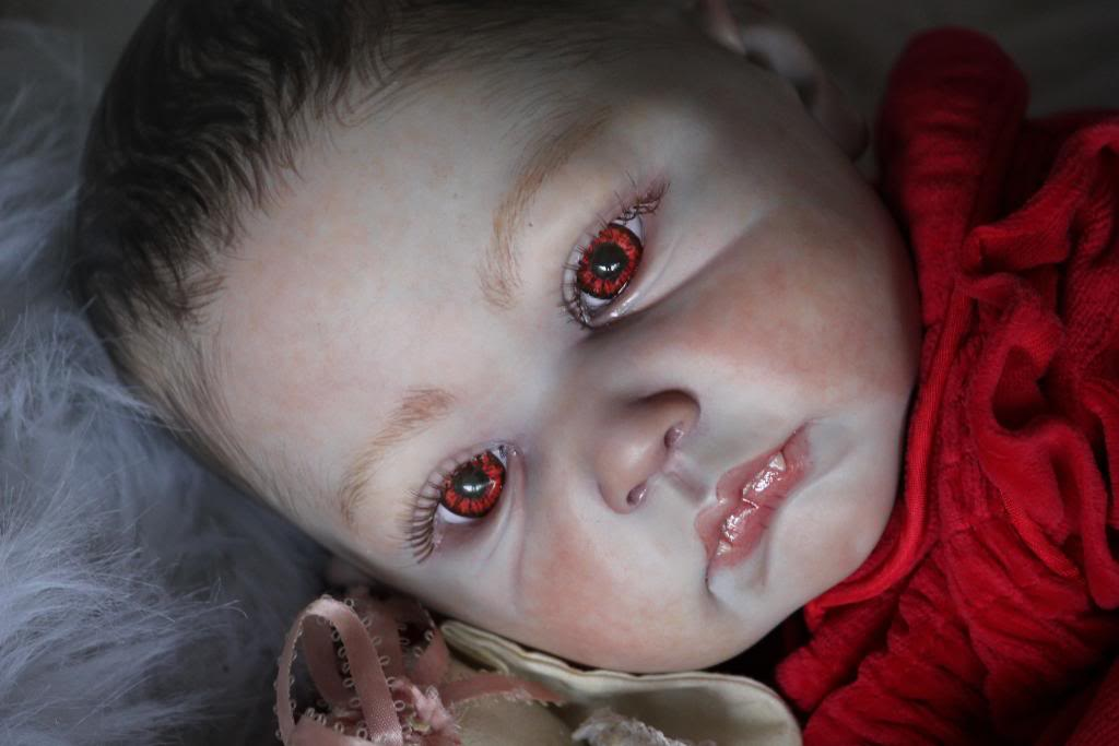Bonecas reborn vampiros e zumbis 21