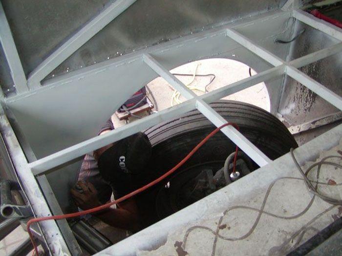 Como faz: motor-home com um ônibus velho 08