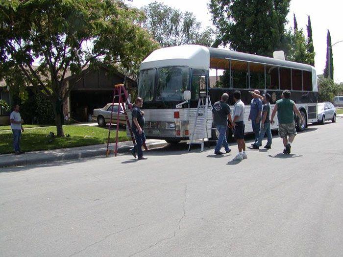 Como faz: motor-home com um ônibus velho 20