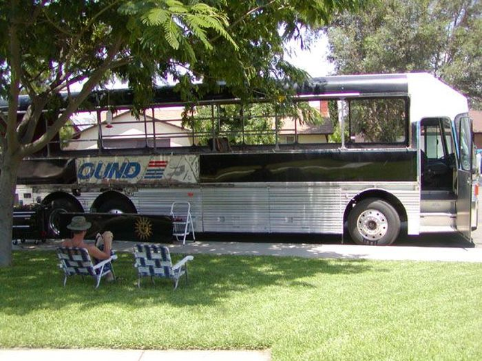 Como faz: motor-home com um ônibus velho 21
