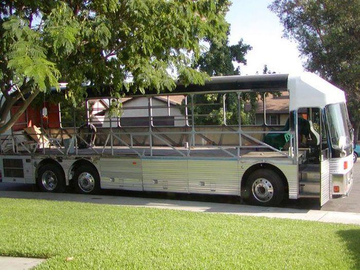 Como faz: motor-home com um ônibus velho 23