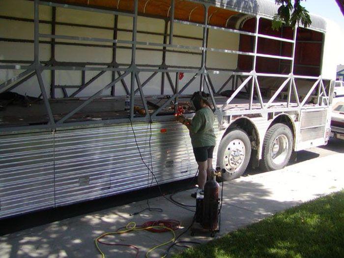 Como faz: motor-home com um ônibus velho 27