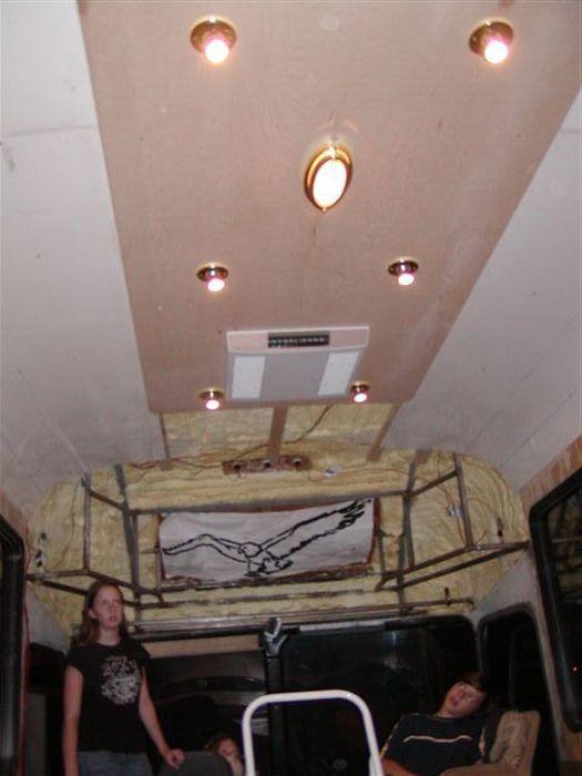 Como faz: motor-home com um ônibus velho 39