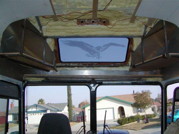 Como faz: motor-home com um ônibus velho 40