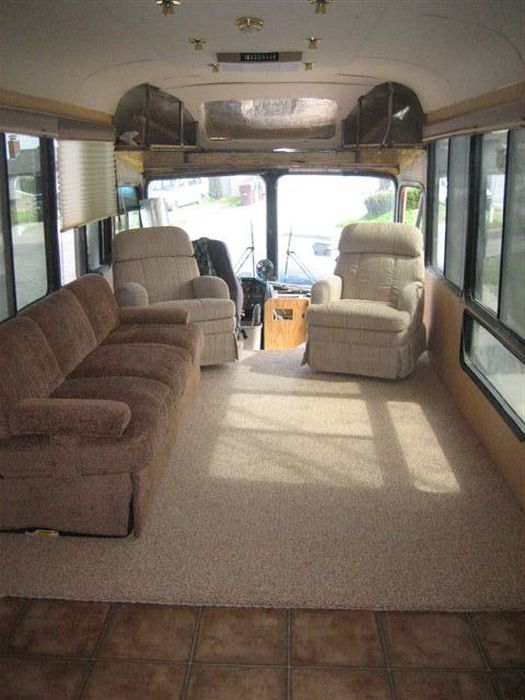 Como faz: motor-home com um ônibus velho 56