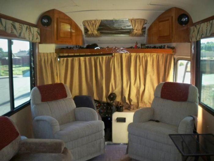 Como faz: motor-home com um ônibus velho 67
