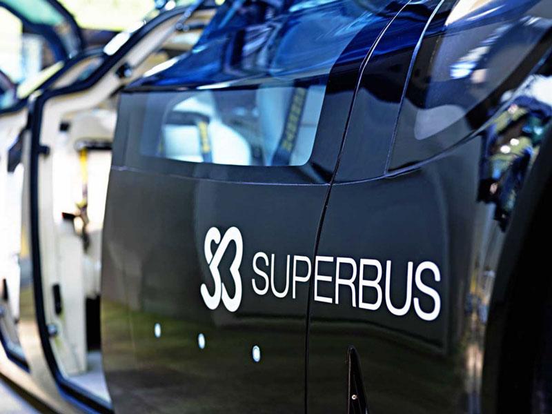 Ônibus de alta velocidade pretende inovar na indústria do transporte pessoal 02