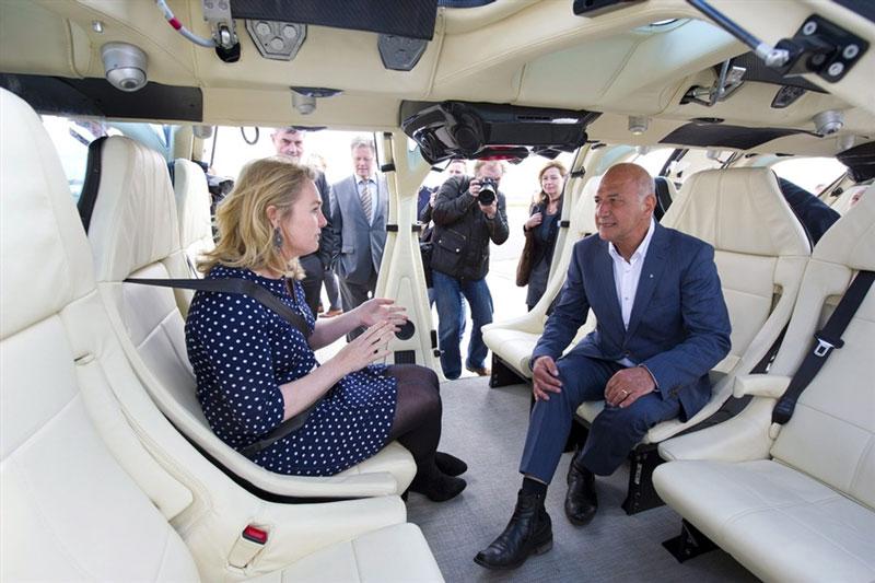 Ônibus de alta velocidade pretende inovar na indústria do transporte pessoal 03