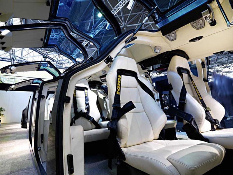 Ônibus de alta velocidade pretende inovar na indústria do transporte pessoal 04