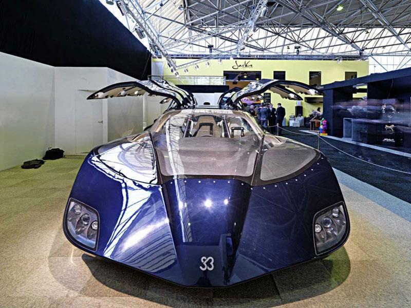 Ônibus de alta velocidade pretende inovar na indústria do transporte pessoal 11