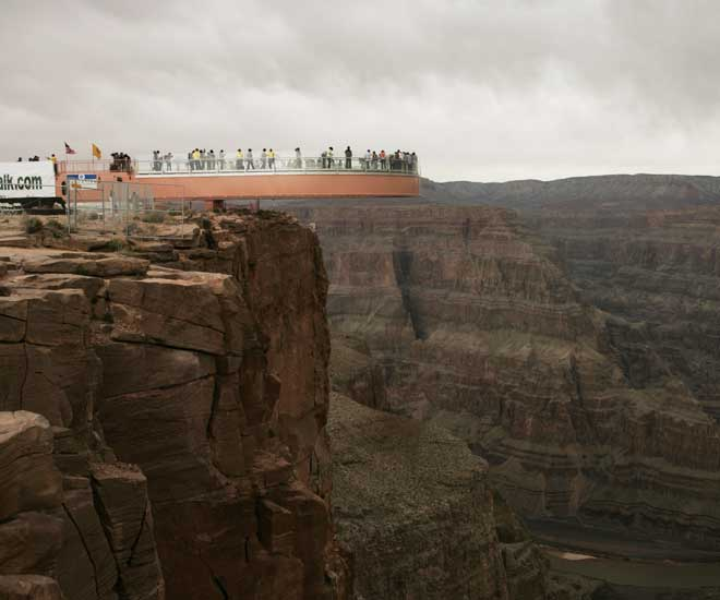 Passarela do Grand Canyon