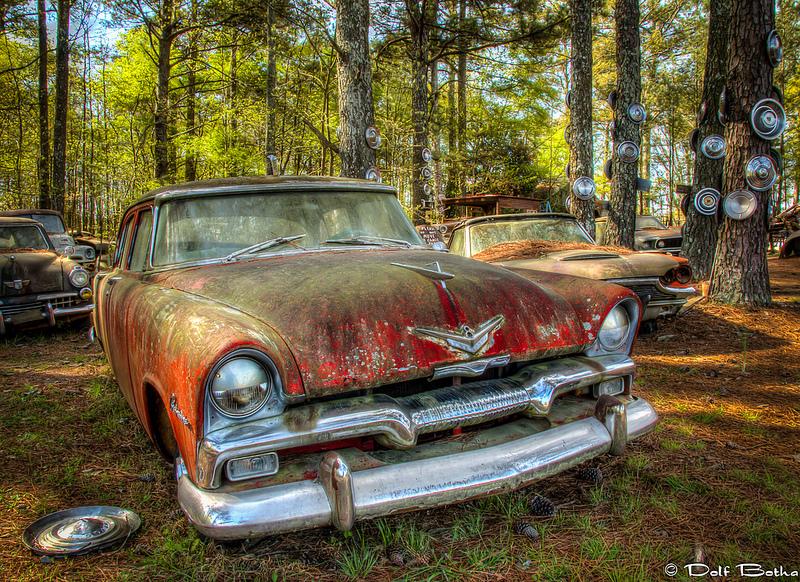 Cidade do Carro Velho: o maior cemitério de carros clássicos do mundo 06